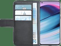 Azuri Wallet OnePlus Nord CE Book Case Zwart
