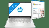 HP 14s-dq2022nb Azerty + Microsoft 365 Personal NL Abonnemen