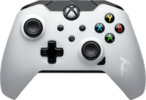 PDP Bedrade Controller Xbox Series X en Xbox One Wit Xbox Series X en Series S controller