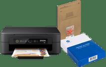 Epson Expression Home XP-2100 + Encre + Papier