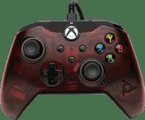 PDP Bedrade Controller Xbox Series X en Xbox One Rood Xbox Series X en Series S controller
