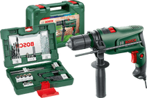 Bosch EasyImpact 600 + 41-delige bit-en borenset