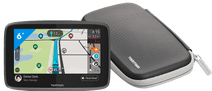 TomTom GO Camper World + TomTom Draagtas Protective 2016 (6 inch)