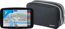TomTom GO Discover 7 + TomTom Travel Case