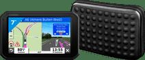 Garmin Camper & Caravan 785 LMT-D - Europa + Hama Dots Universele Navigatie Tas (7 inch)