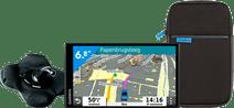 Garmin Drivesmart 65 LMT-S Europa + Houder + Beschermhoes