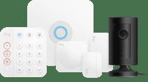 Ring Alarm Beveiligingsset (Gen. 2) 5-delig + Indoor Cam Zwart
