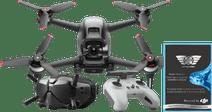 DJI FPV Combo  + Drone cursus