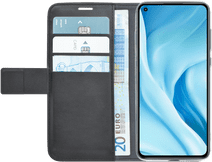 Azuri Wallet Xiaomi Mi 11 Lite Book Case Noir Acheter une coque Xiaomi ?