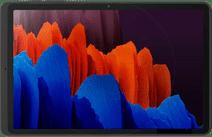 Samsung Galaxy Tab S7 FE / S7 Plus Back Cover Noir