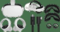 Oculus Quest 2 128GB startpakket voor gebruik met pc