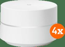 Google Wifi 4-pack