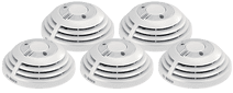 Bosch Smart Home Rookmelder 5-Pack