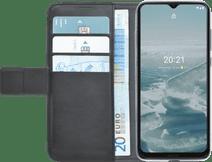 Azuri Wallet Nokia G10/G20 Book Case Zwart