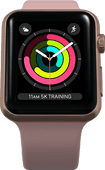 Refurbished Apple Watch Series 3 42mm Roségoud