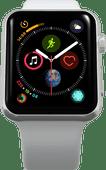 Refurbished Apple Watch Series 4 44mm Zilver