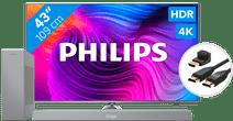 Philips 43PUS8506 - Ambilight (2021) + Soundbar + Hdmi kabel