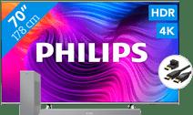 Philips 70PUS8506 - Ambilight (2021) + Soundbar + Hdmi kabel