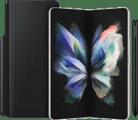 Samsung Galaxy Z Fold 3 512GB Zilver 5G + Samsung Note Pack Book Case Zwart met S Pen