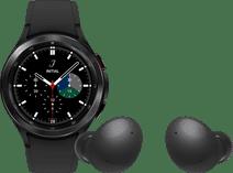 Samsung Galaxy Watch4 Classic 46 mm Noir + Samsung Galaxy Buds 2 Noir