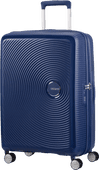 American Tourister Soundbox Expandable Spinner 67cm Midnight Navy American Tourister koffer