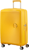 American Tourister Soundbox Expandable Spinner 67cm Golden Yellow American Tourister koffer