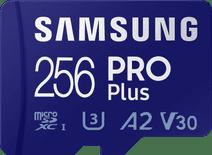 Samsung Pro Plus 256GB microSDXC UHS-I U3 160Mb/s & 120Mb/s, FHD & 4K UHD Memory Card with