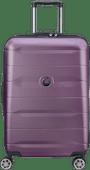 Delsey Comete + Trolley 67cm Purple Delsey koffer