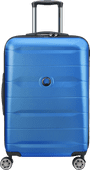 Delsey Comete + Trolley 67cm Light Blue Delsey koffer