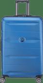 Delsey Comete + Trolley 77cm Light Blue Delsey koffer