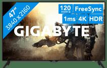 Gigabyte AORUS FO48U Zakelijke 4K monitoren