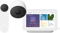 Google Nest Doorbell + Nest Cam + Nest Hub 2