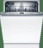Bosch SGV4HBX40E / Inbouw / Volledig geïntegreerd / Nishoogte 81,5 - 87,5 cm
