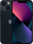 Apple iPhone 13 mini 256 Go Noir