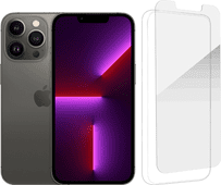 Apple iPhone 13 Pro 128GB Grafiet + InvisibleShield Glass El