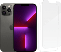 Apple iPhone 13 Pro Max 256GB Grafiet + InvisibleShield Glass Elite Screenprotector