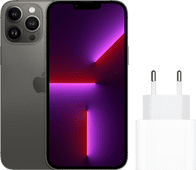 Apple iPhone 13 Pro Max 256GB Grafiet + Apple Usb C Oplader