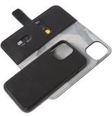 Decoded Apple iPhone 13 Pro Max 2-in-1 Case Leer Zwart