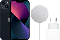 Apple iPhone 13 256GB Zwart - MagSafe Oplaadpakket