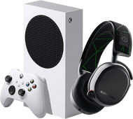 Xbox Series S + SteelSeries Arctis 9x Gaming Headset
