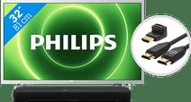 Philips 32PFS6855 (2020) + Soundbar + HDMI kabel