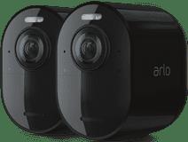 Arlo Ultra 2 4K Zwart 2-Pack