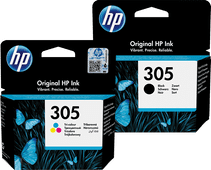 HP 305 Cartridge Combo Pack