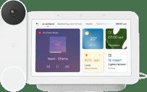 Google Nest Doorbell + Google Nest Hub 2 Chalk