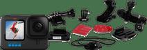 GoPro HERO 10 Black - Bevestigingskit