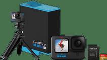 GoPro HERO 10 Black - Kit de démarrage (128 Go)