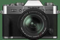 Fujifilm X-T30 II Boitier Argent + 18-55 mm f/2.8-4.0