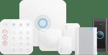 Ring Alarm Beveiligingsset (Gen. 2) 5-delig + Ring Video Doorbell Wired + Ring Chime Gen.2
