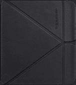 Kobo Libra 2 Sleep Cover Zwart Kobo hoesje voor e-reader