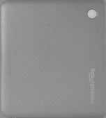 Kobo Libra 2 Sleep Cover Grijs Kobo hoesje voor e-reader